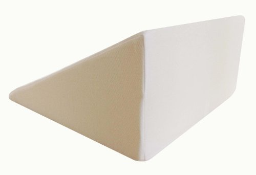 Intevision Foam Wedge Bed Pillow Good For Your Back