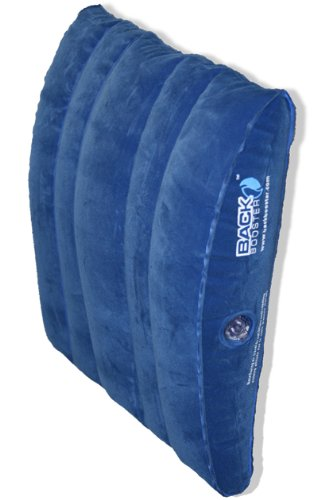 Back Booster Inflatable Lumbar Support Cushion Good For